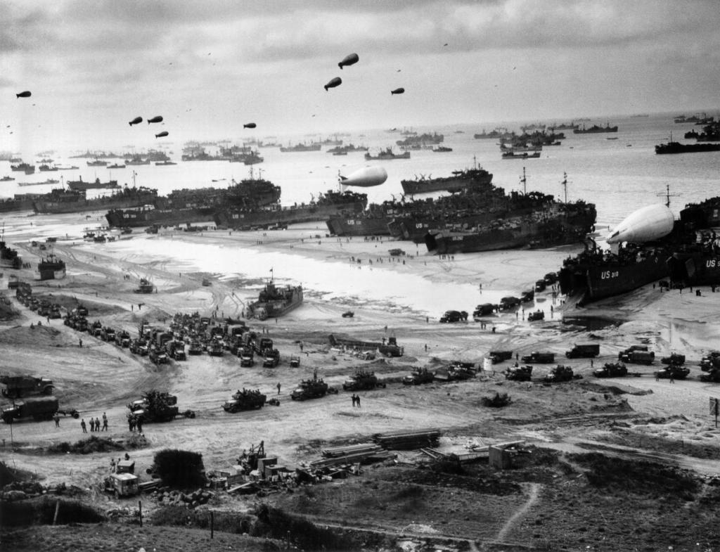 Нормандская операция (20 фото)