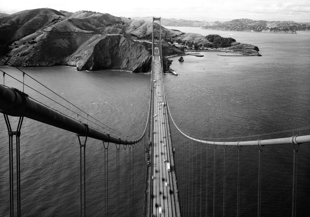 события черно-белые картинки фото мост наших