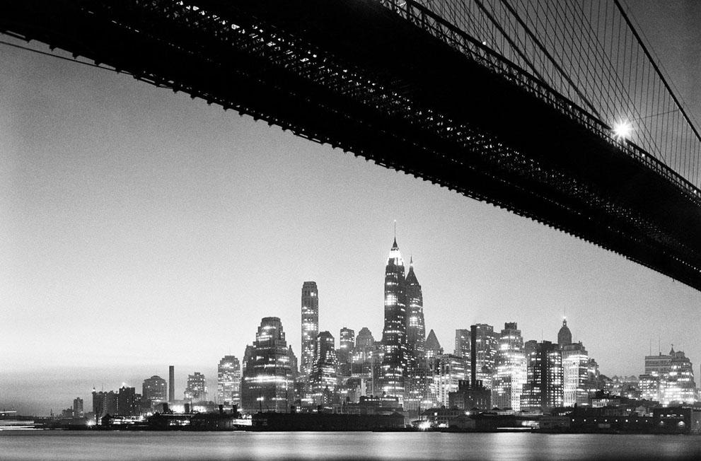 Исторические снимки Нью-Йорка из городского архива. Выпуск 3 (20 фото)