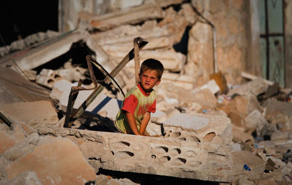 Гражданская война в Сирии. Выпуск 2 (12 фото)