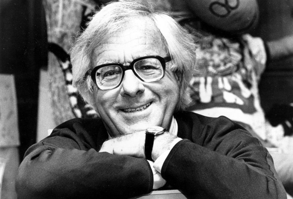 Рэй Брэдбери в феврале 1982 года. (AP Photo)