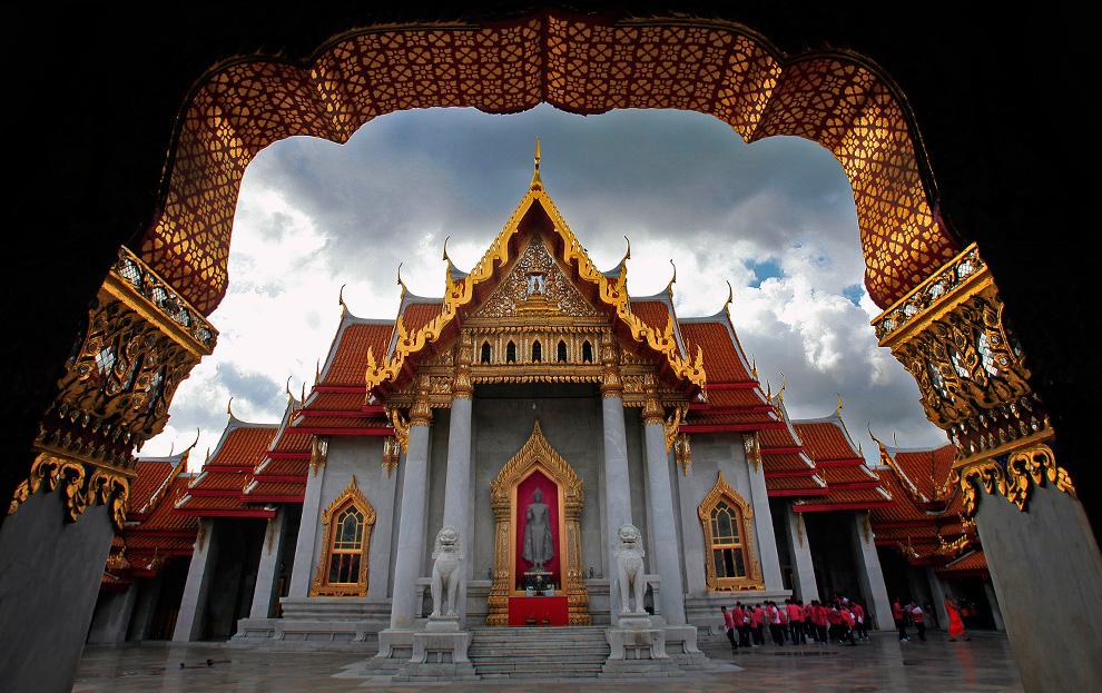 Сцены из жизни в Таиланде (21 фото)