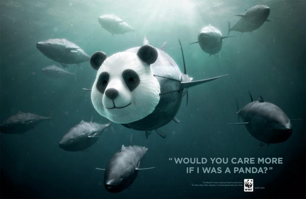Социальная реклама WWF (10 фото)