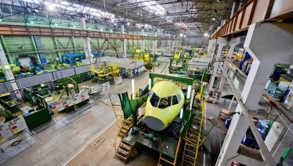 Чкаловский завод и «Суперджеты» (28 фото)