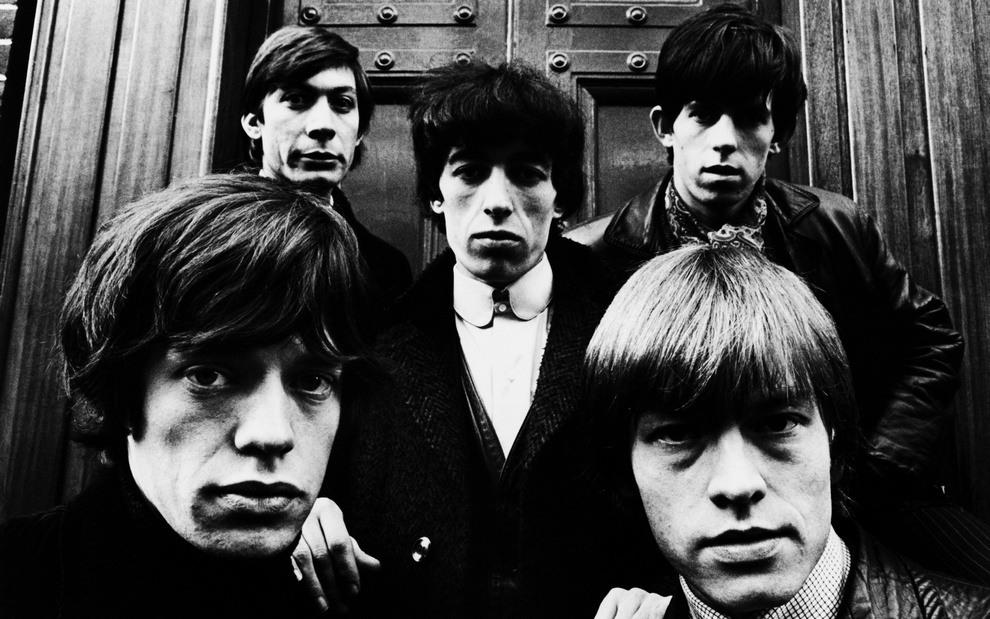 The Rolling Stones в 1963 году. (DAPD/AP Photo)
