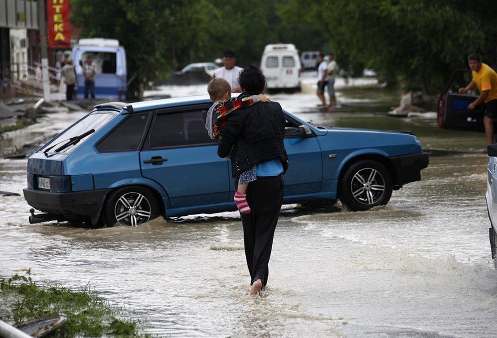 На кубани 12 фото наводнение на
