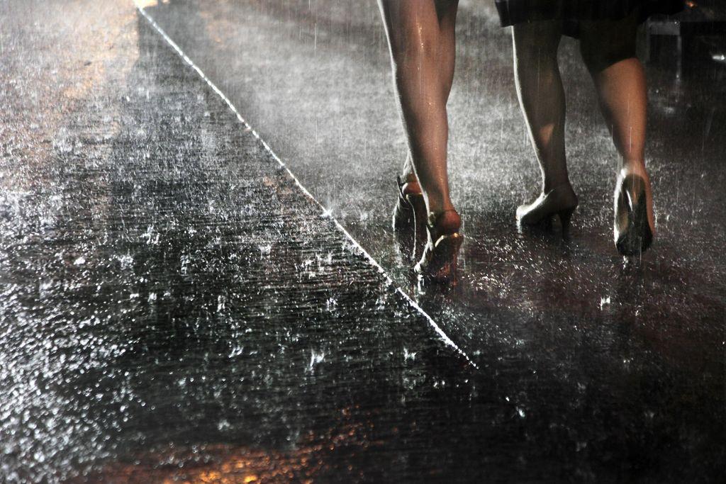 Симфония дождя Кристофа Жакро (25 фото)