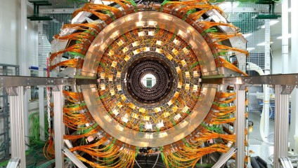 Как и чем искали бозон Хиггса (30 фото)