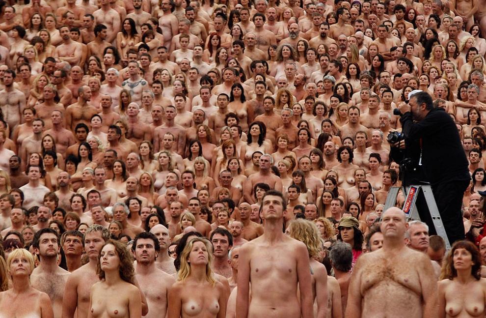 фото голые люди