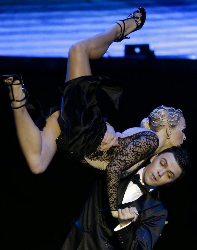 Чемпионат мира по танго 2012 (11 фото)