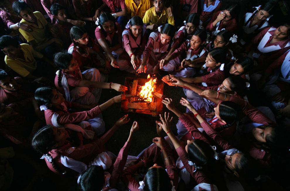 Кашмир: Между мирами (20 фото)