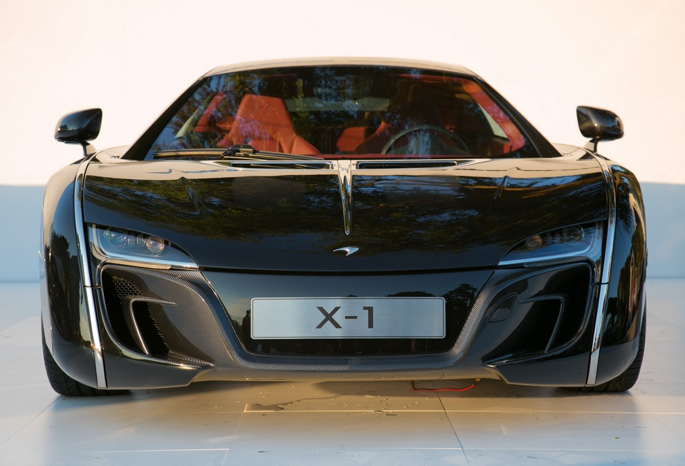 McLaren X1. (McLaren Automotive Limited)