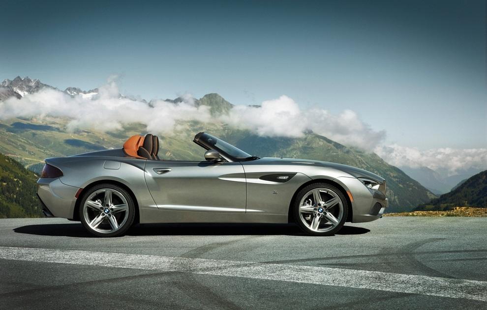 Родстер имени BMW и Zagato (15 фото)