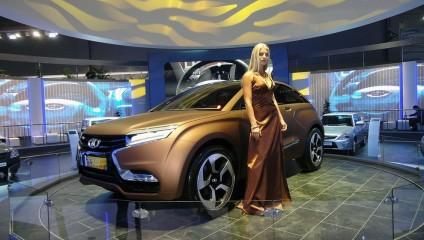 Топ-10 самых интересных концепт-каров Московского автосалона 2012 (10 фото)