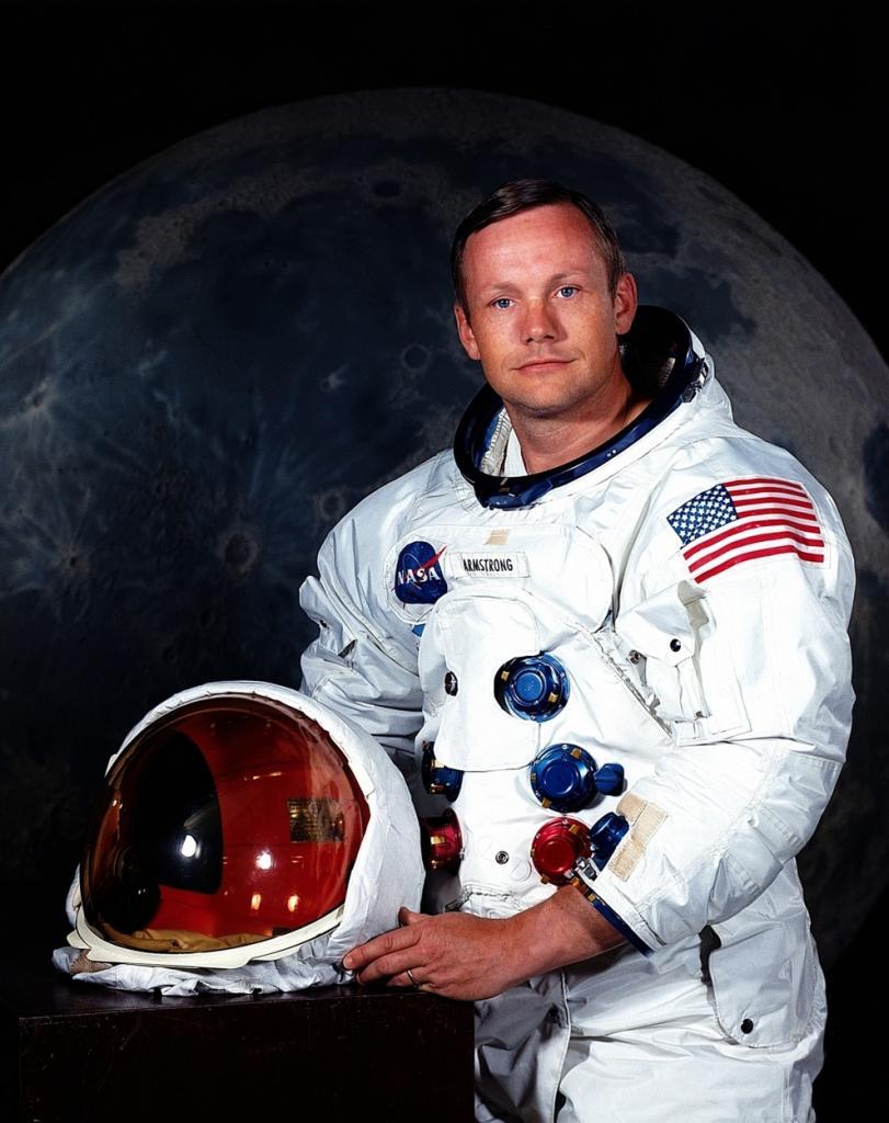 Легендарный Нил Армстронг. В последний путь, покоритель Луны (15 фото)
