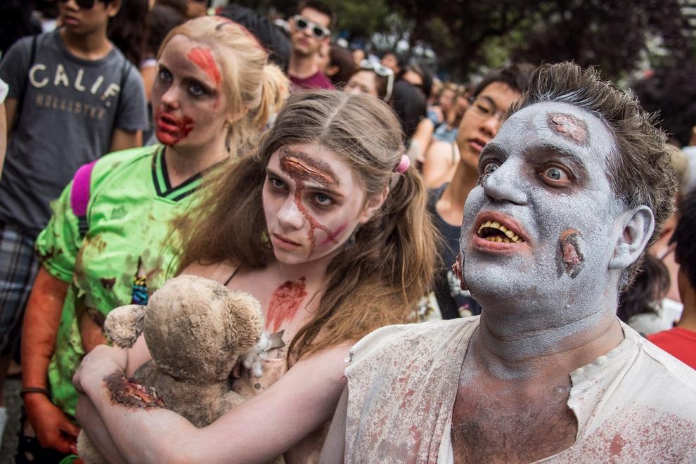картинки как выглядят настоящие зомби фото