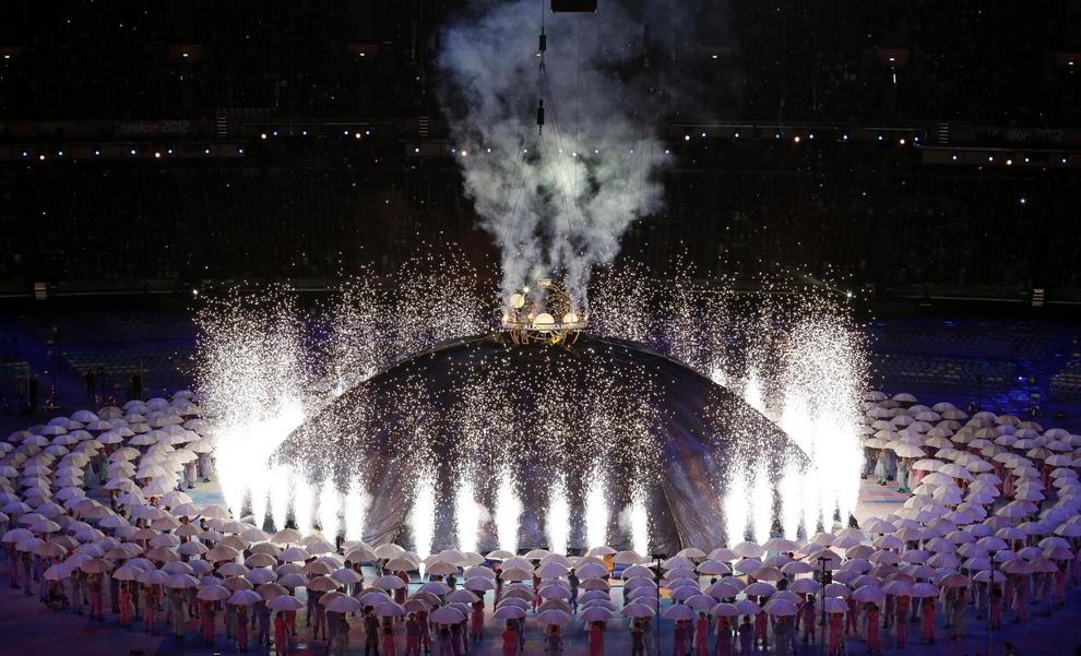 Церемония открытия Паралимпиады-2012 (15 фото)