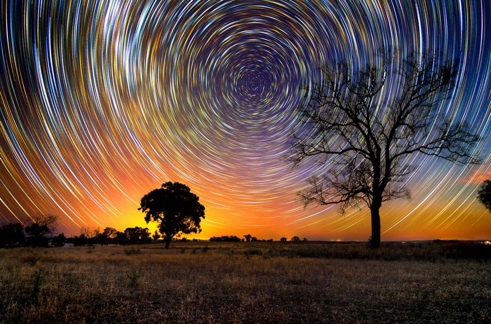 Звездный водоворот Линкольна Харрисона (10 фото)