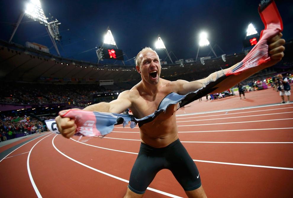 Олимпиада-2012: Вкус побед и моменты славы (30 фото)