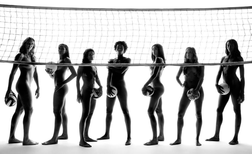Bodies We Want 2012: Фотопроект журнала ESPN The Magazine (20 фото)