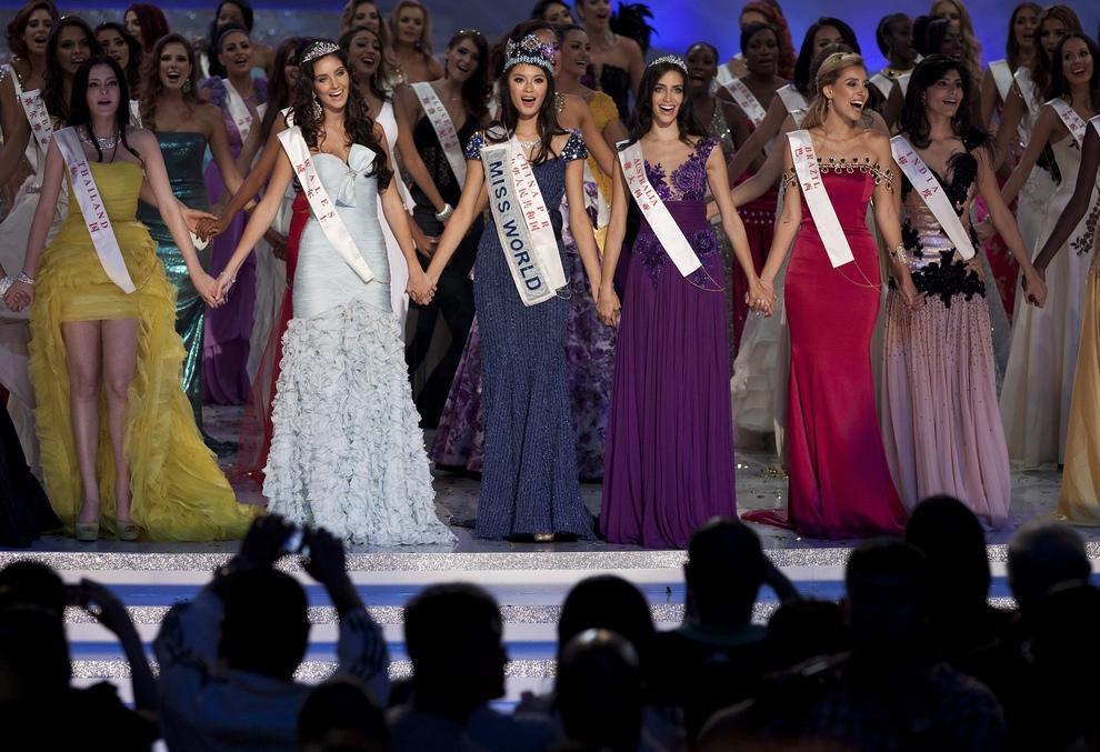 Конкурс мисс мира участницы
