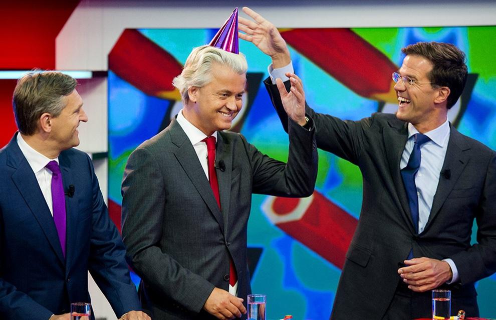 Парламентские выборы в Нидерландах, 12 сентября 2012 года. (ANP)