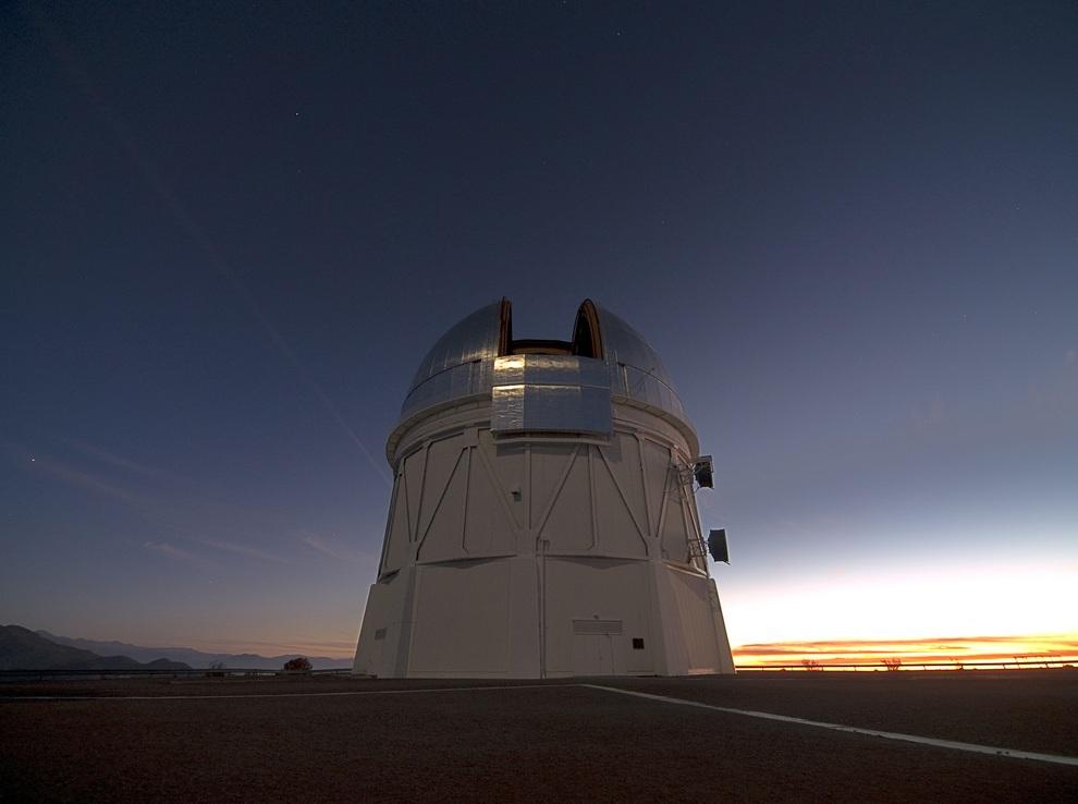 Dark Energy Camera. (Fermilab)