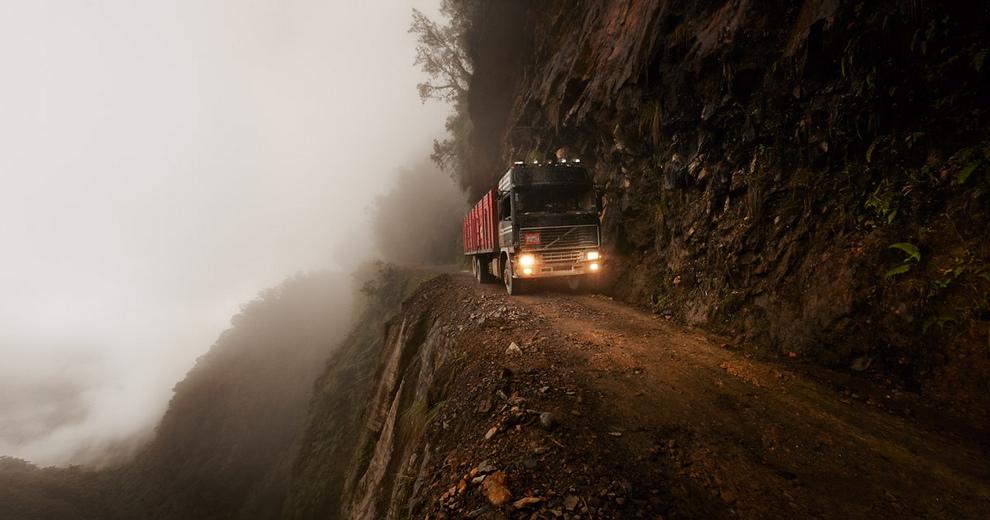 Путешествие по «Дороге смерти» (11 фото)