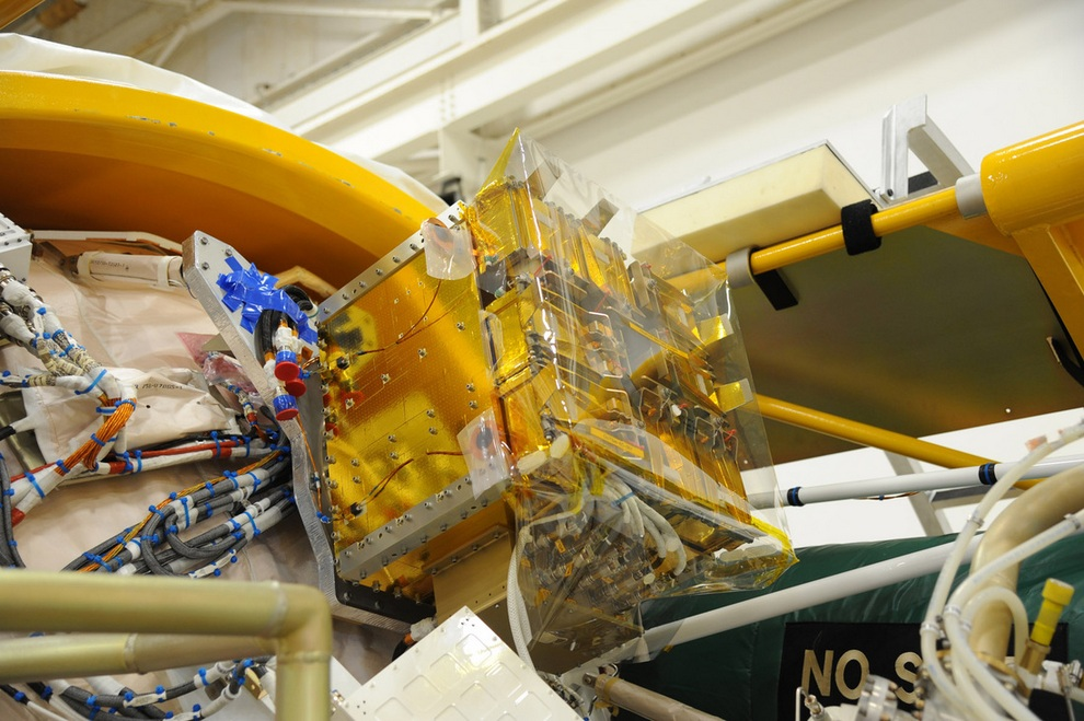 Запуск ракеты «Атлас-5» со шпионскими и навигационными спутниками (4 фото)
