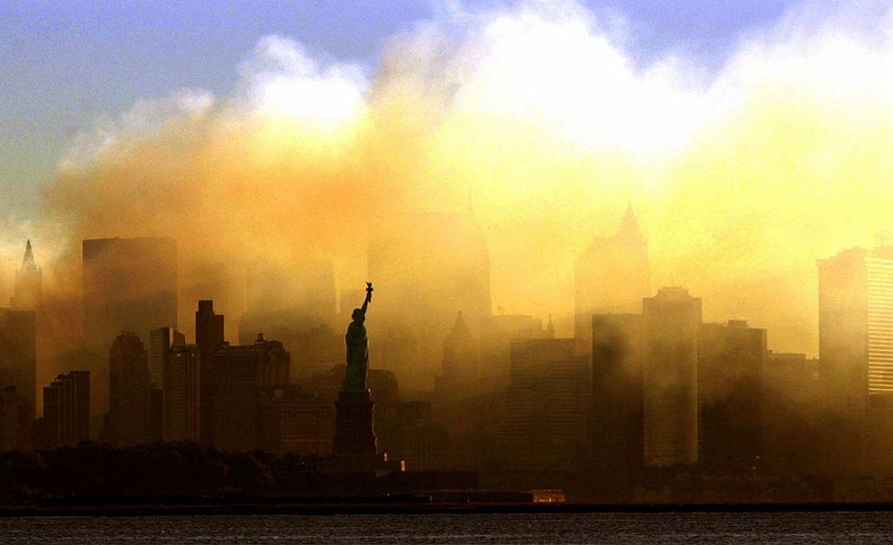 Теракты 11 сентября 2001 года (17 фото)