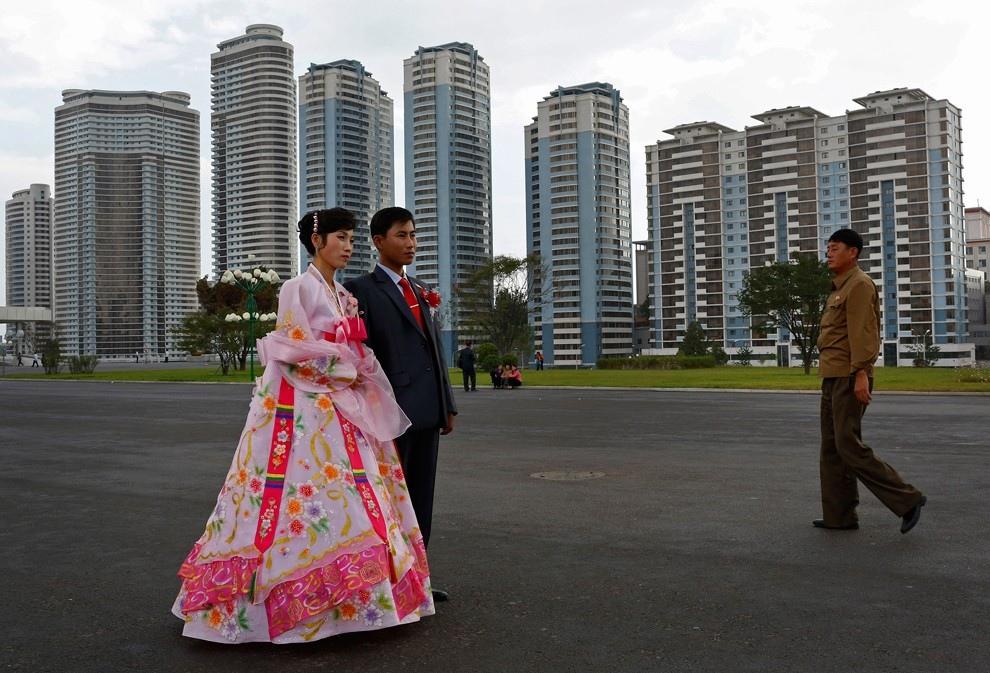 Северная Корея: Сентябрь 2012 (25 фото)