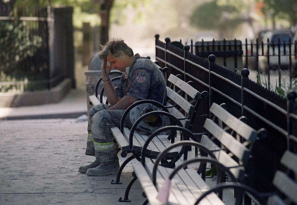 Нью йорк сша 11 сентября 2001 года ap photo