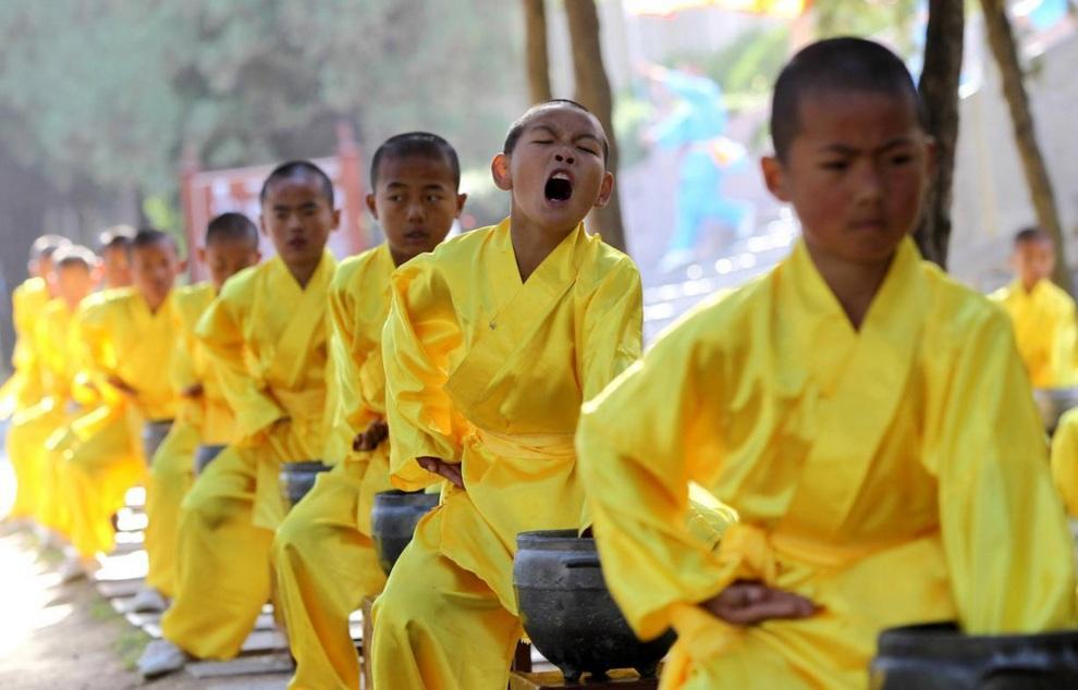 Чжэнчжоуский международный фестиваль шаолиньского ушу (10 фото)
