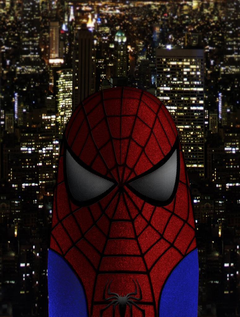 Фингер арт ditology 20 фото человек паук