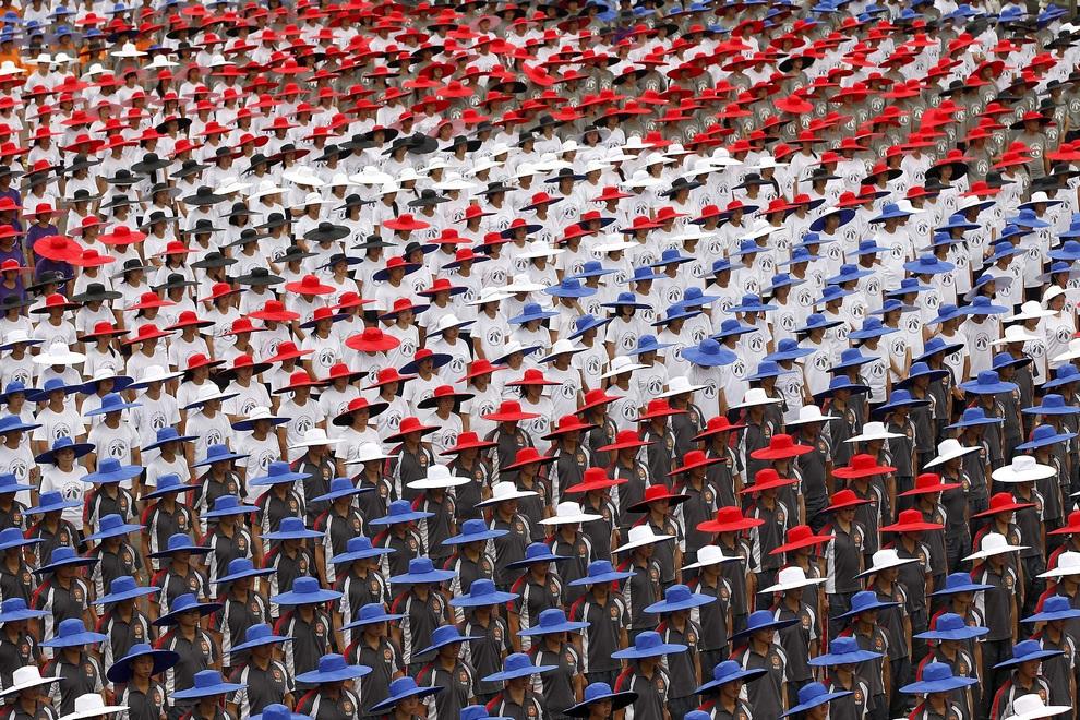 101-я годовщина провозглашения независимости Китайской Республики. (REUTERS/Pichi Chuang)