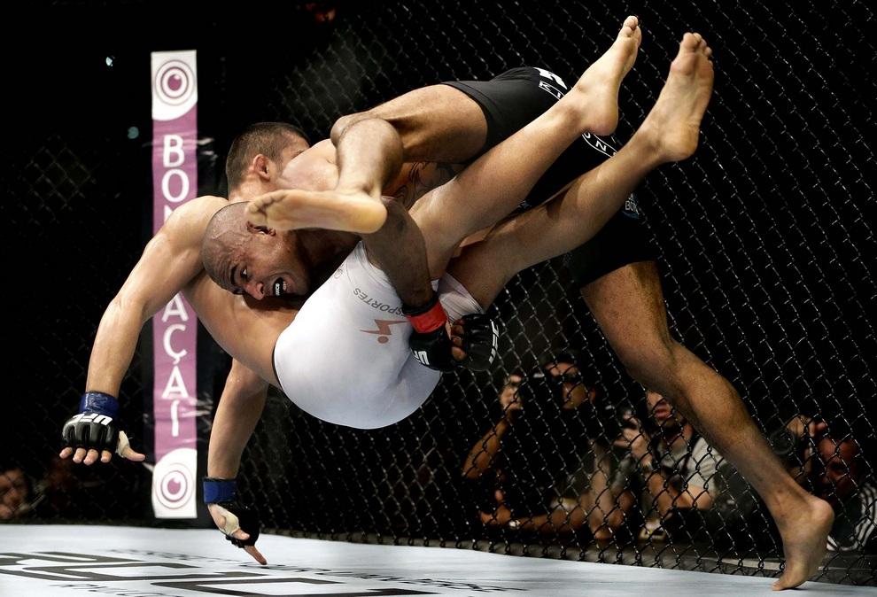 UFC 153. В Рио-де-Жанейро было жарко (18 фото + видео)