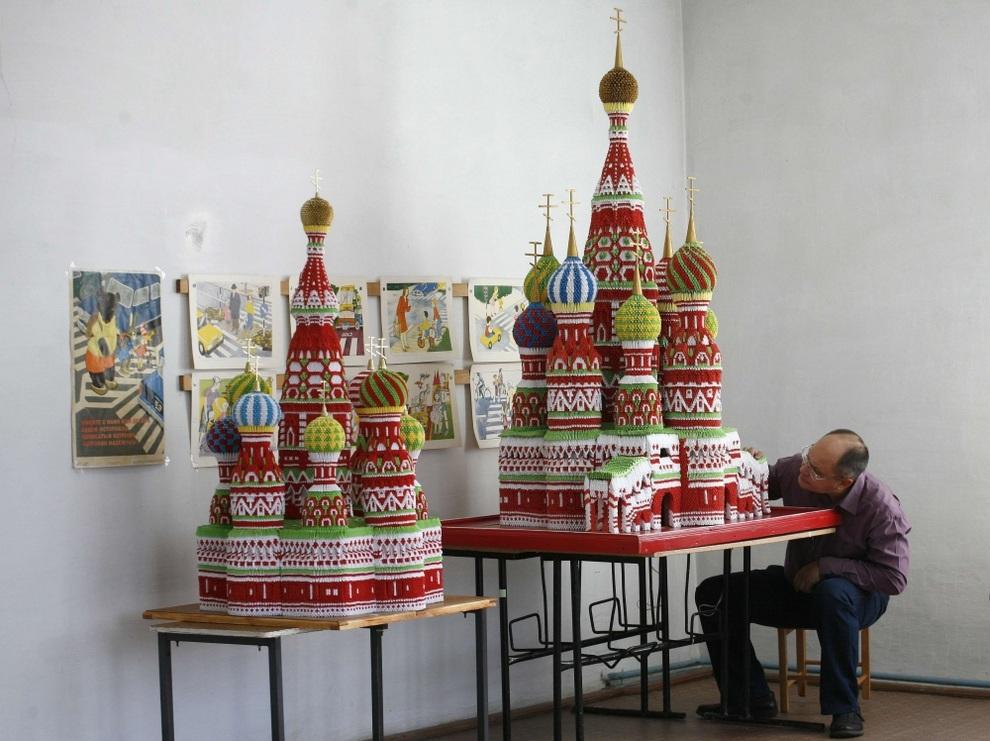 Россия. (REUTERS/Ilya Naymushin/Scanpix)