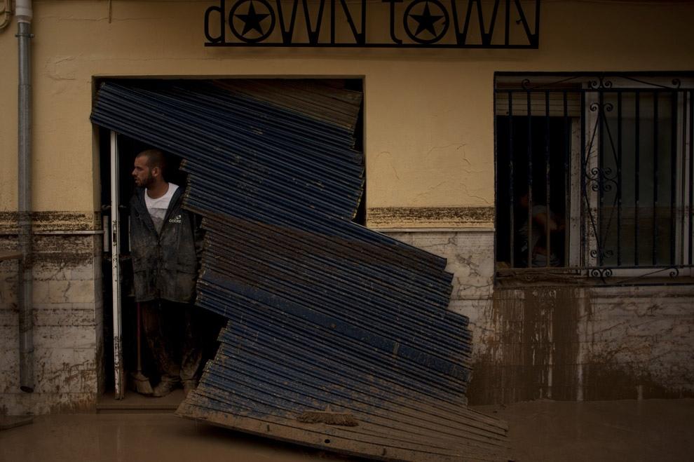Наводнение на юго-востоке Испании (18 фото)