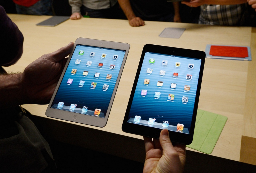 Apple явила миру iPad mini и обновила еще несколько устройств (22 фото)