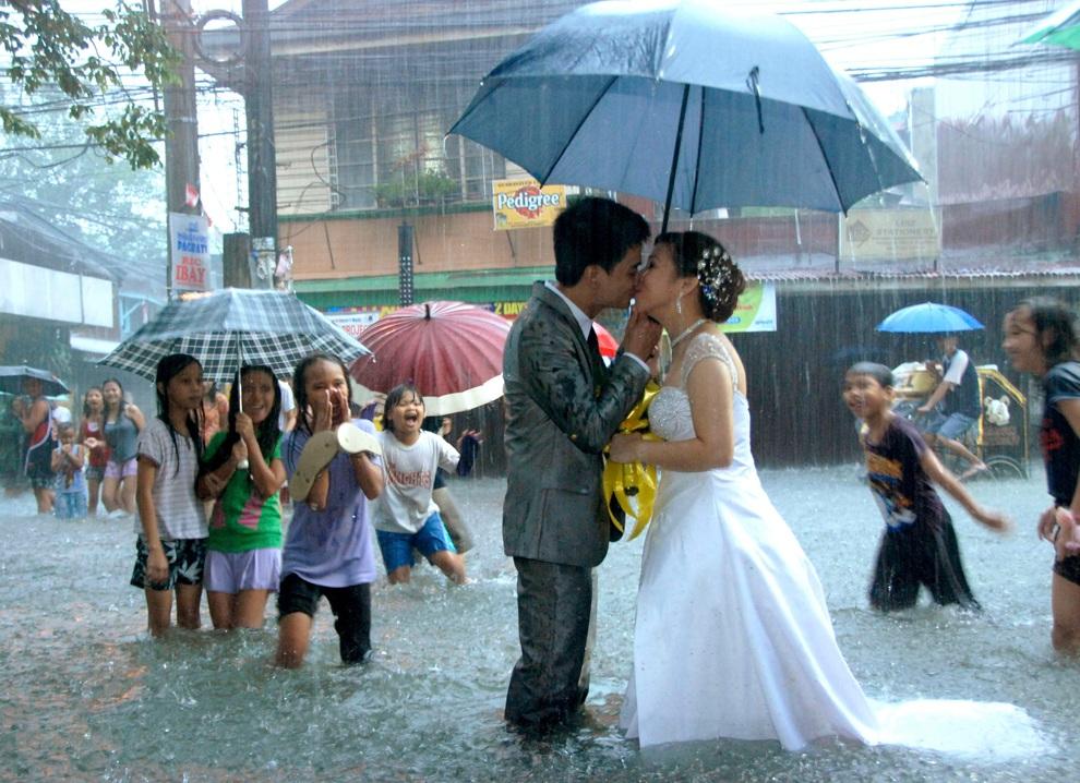 Свадебные церемонии в разных странах мира (25 фото)