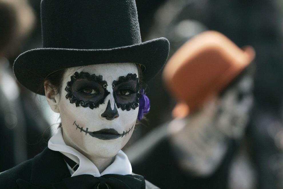 День мёртвых (20 фото)