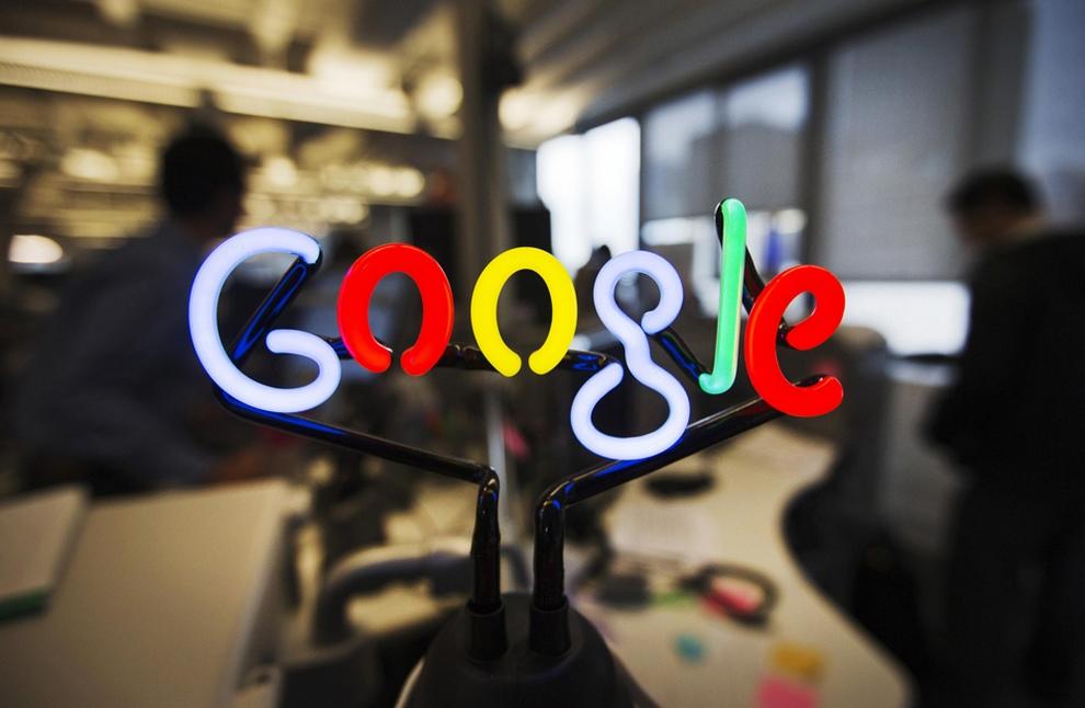 Google открыла новый офис в Торонто (10 фото)