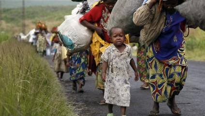 Военное положение в Конго (20 фото)