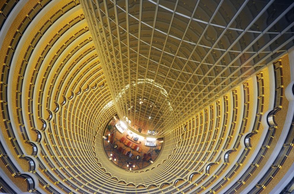Архитектура Китая: Сочетание современности и древности (25 фото)