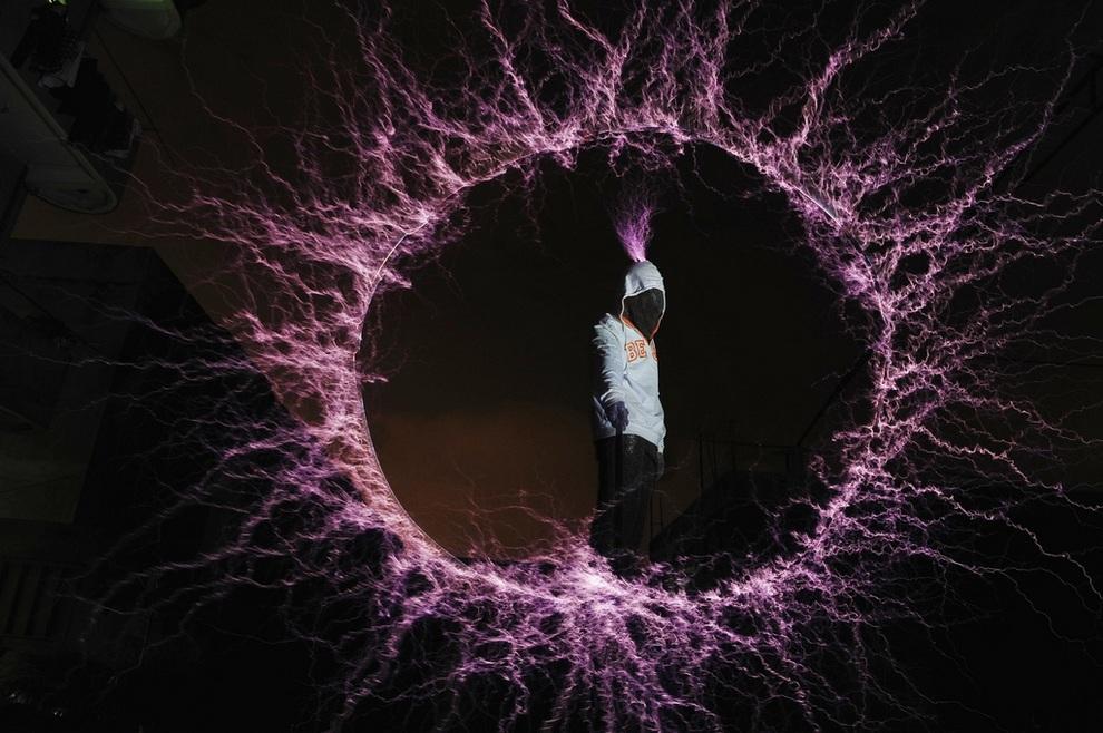 Первый молниеконцерт Thunderbolt Craziness (5 фото)