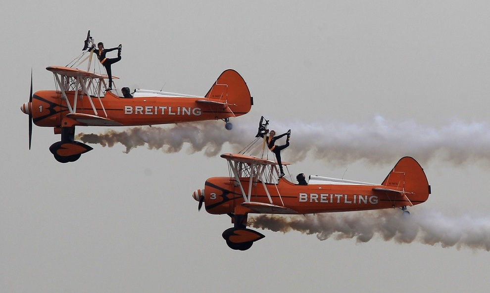 9-я Международная выставка авиационной и аэрокосмической промышленности Airshow China.