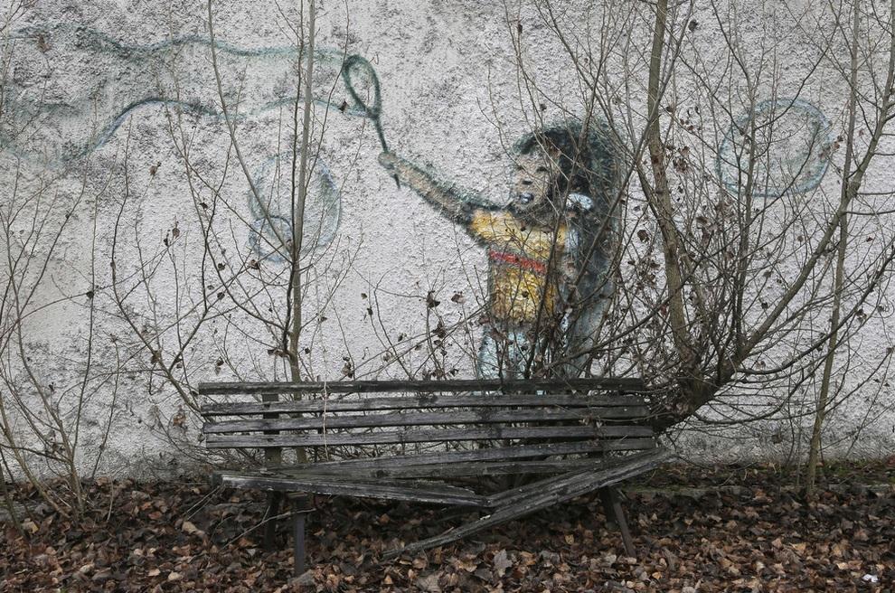 Строительство нового саркофага в Чернобыле (15 фото)