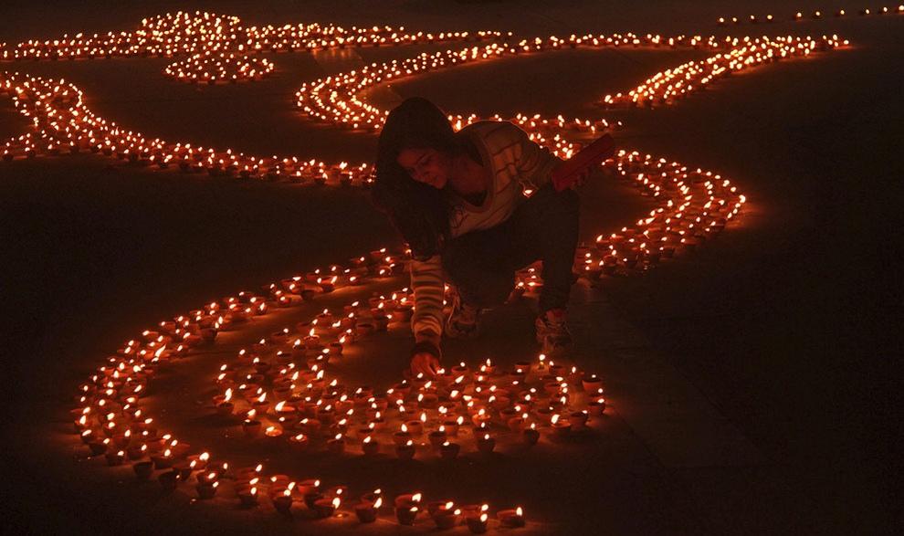 Фестиваль «Дивали-2012» (25 фото)
