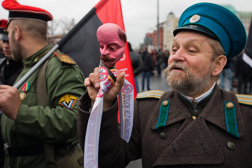 «Русский марш» (20 фото)