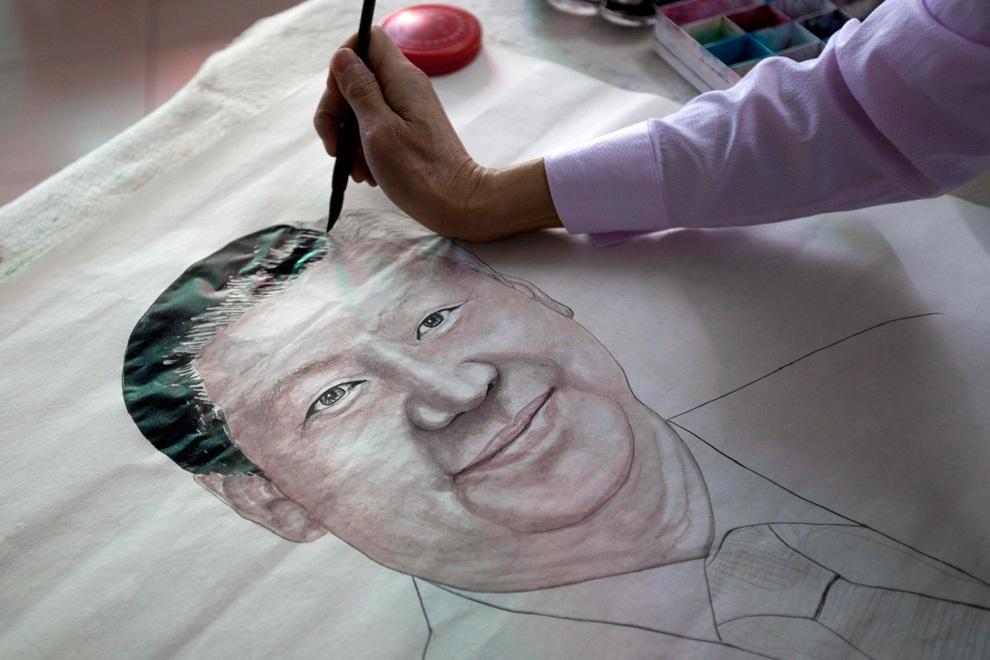 Китай избрал нового вождя (23 фото)